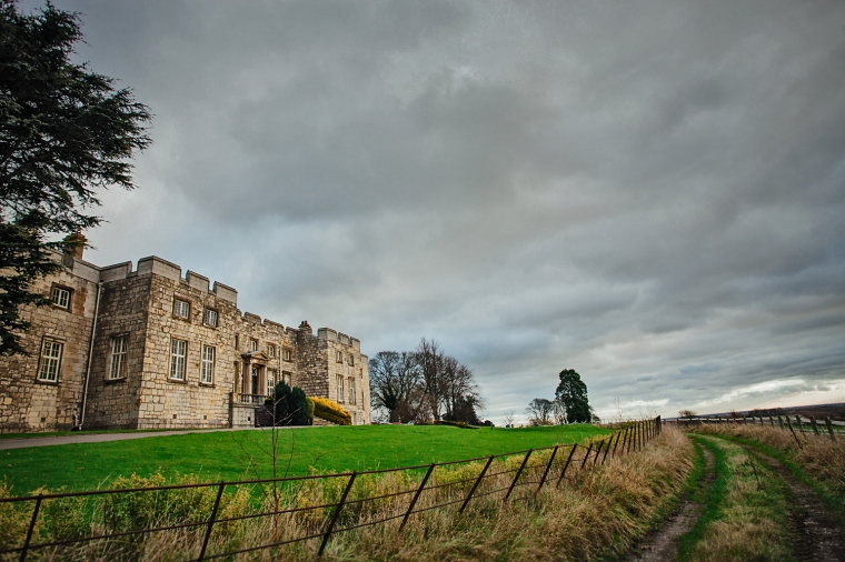 hazlewood castle wedding photographers (1)