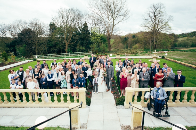 rotherham wedding photography ringwood hall quirky49